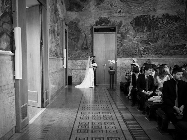 Le mariage de Thomas et Helène à Paris, Paris 18