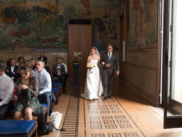 Le mariage de Thomas et Helène à Paris, Paris 19