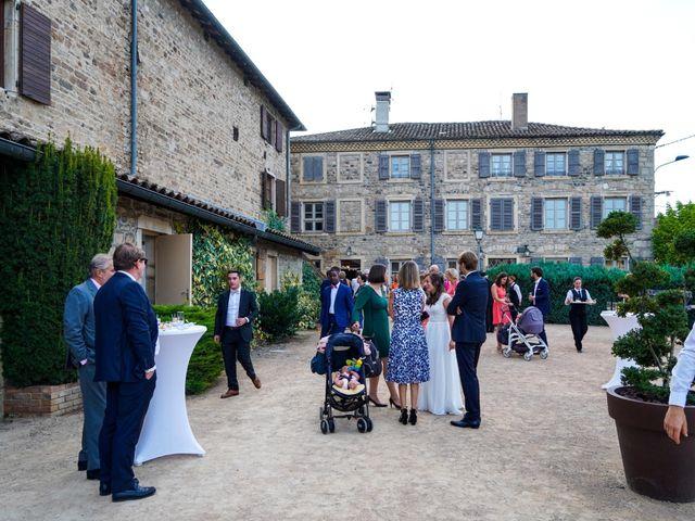 Le mariage de Clément et Anne Laure à Lyon, Rhône 6