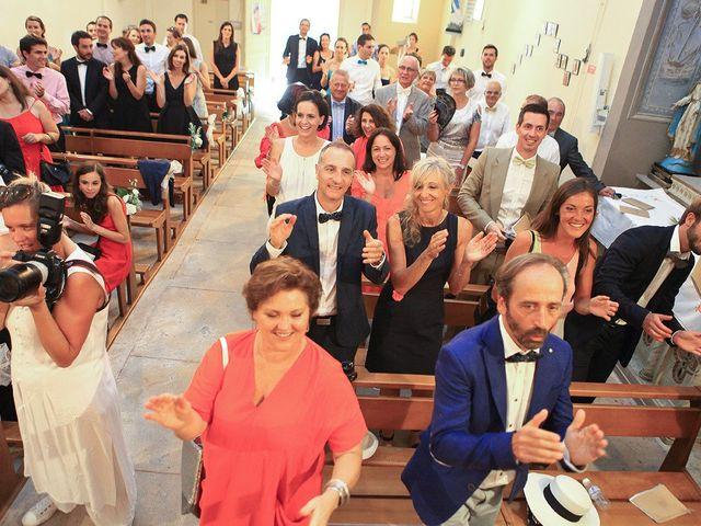Le mariage de Emmanuel et Laurianne à Les Arcs, Var 67