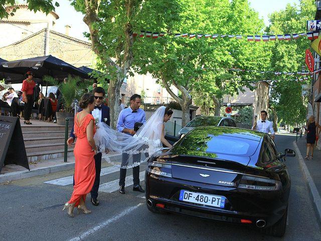 Le mariage de Emmanuel et Laurianne à Les Arcs, Var 55