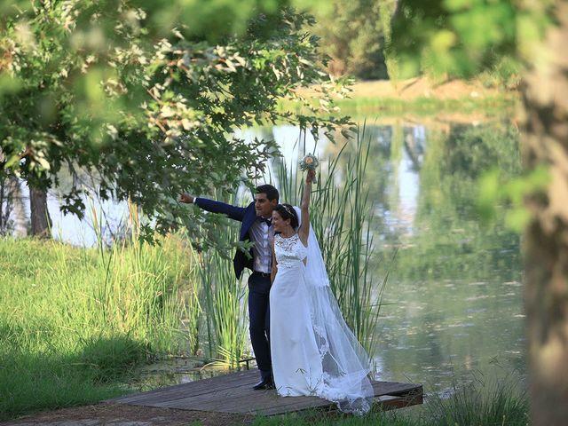 Le mariage de Emmanuel et Laurianne à Les Arcs, Var 73