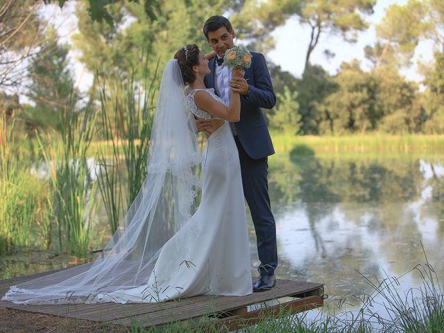 Le mariage de Emmanuel et Laurianne à Les Arcs, Var 61