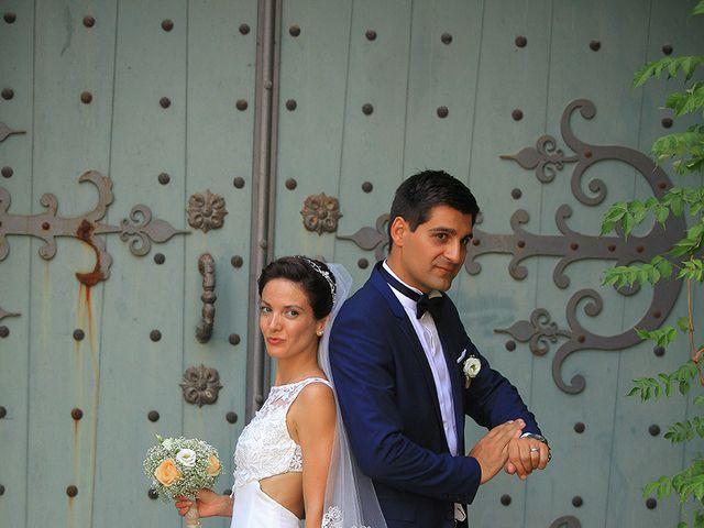 Le mariage de Emmanuel et Laurianne à Les Arcs, Var 66