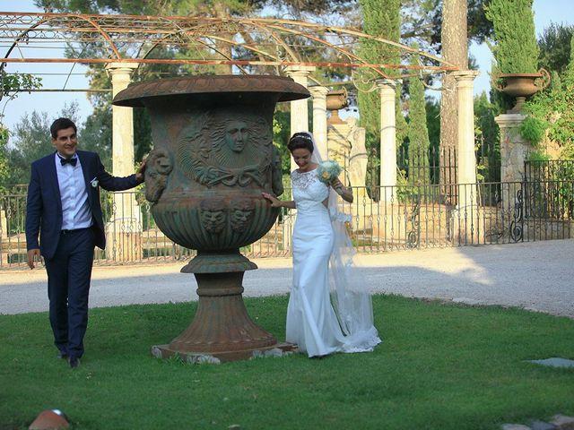 Le mariage de Emmanuel et Laurianne à Les Arcs, Var 71