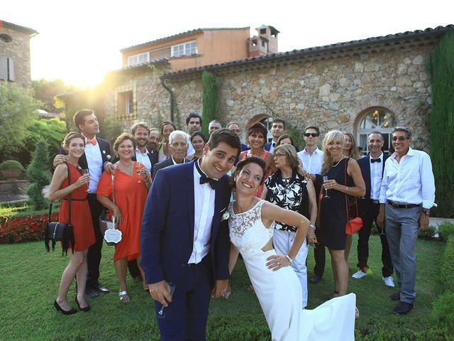 Le mariage de Emmanuel et Laurianne à Les Arcs, Var 75