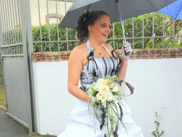 Le mariage de Jonathan et Fleur à Dammartin-en-Serve, Yvelines 4