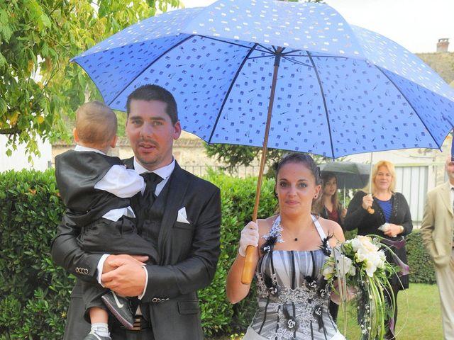 Le mariage de Jonathan et Fleur à Dammartin-en-Serve, Yvelines 6