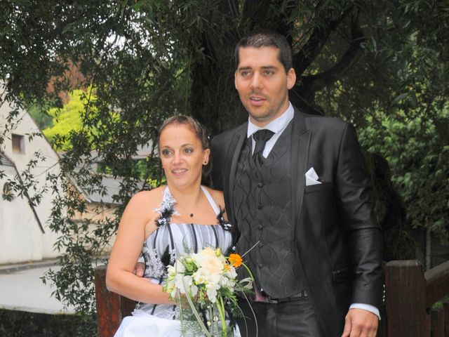 Le mariage de Jonathan et Fleur à Dammartin-en-Serve, Yvelines 8