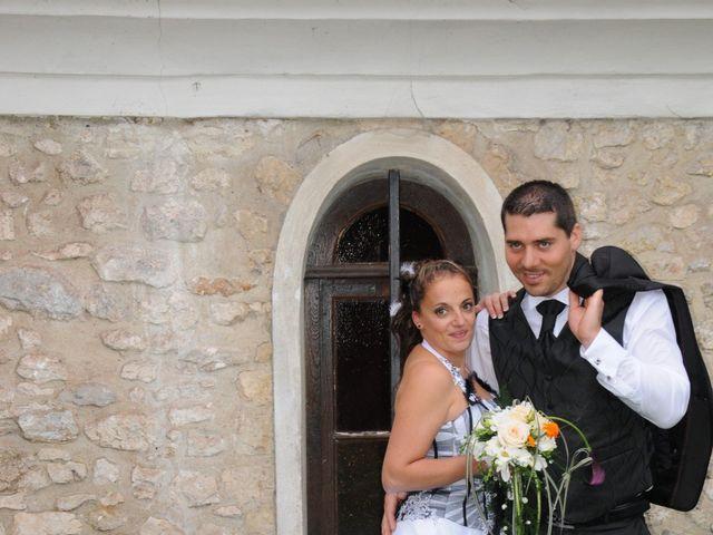 Le mariage de Jonathan et Fleur à Dammartin-en-Serve, Yvelines 1
