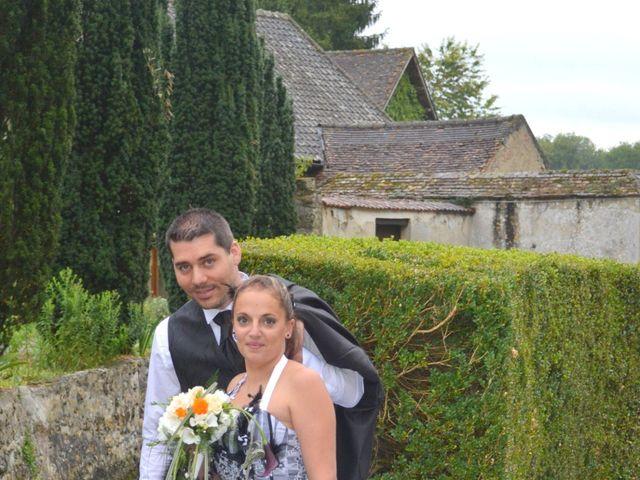 Le mariage de Jonathan et Fleur à Dammartin-en-Serve, Yvelines 9