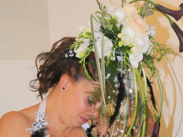 Le mariage de Jonathan et Fleur à Dammartin-en-Serve, Yvelines 13