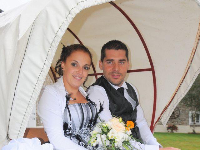 Le mariage de Jonathan et Fleur à Dammartin-en-Serve, Yvelines 20