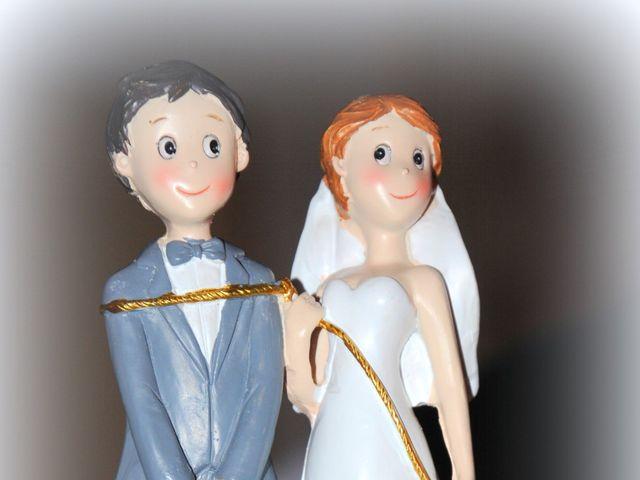 Le mariage de Jonathan et Fleur à Dammartin-en-Serve, Yvelines 33