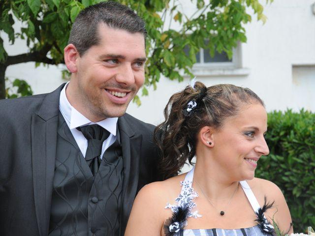 Le mariage de Jonathan et Fleur à Dammartin-en-Serve, Yvelines 41
