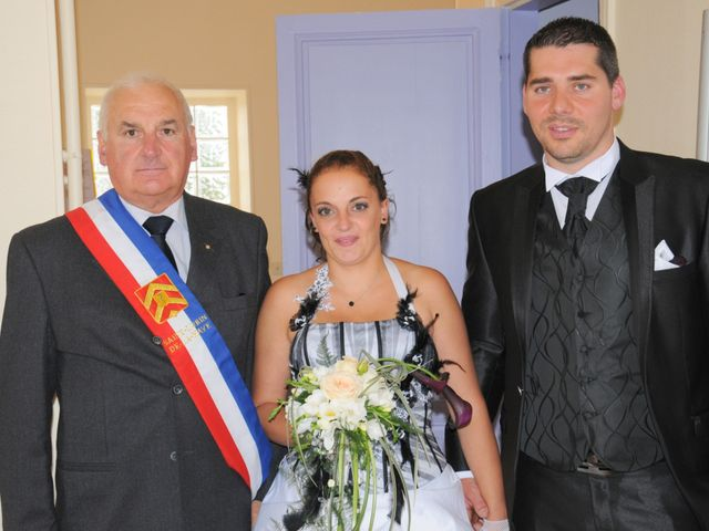 Le mariage de Jonathan et Fleur à Dammartin-en-Serve, Yvelines 50