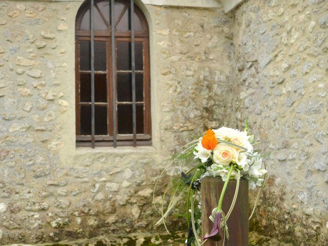 Le mariage de Jonathan et Fleur à Dammartin-en-Serve, Yvelines 54