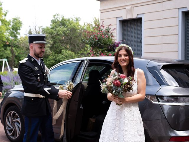 Le mariage de Anthony et Jessica à Saint-Forgeux, Rhône 3