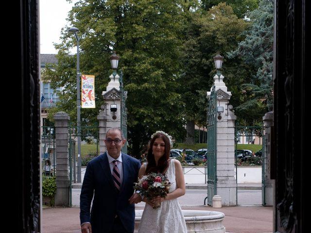 Le mariage de Anthony et Jessica à Saint-Forgeux, Rhône 7