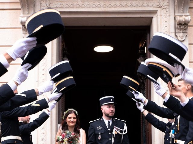 Le mariage de Anthony et Jessica à Saint-Forgeux, Rhône 11