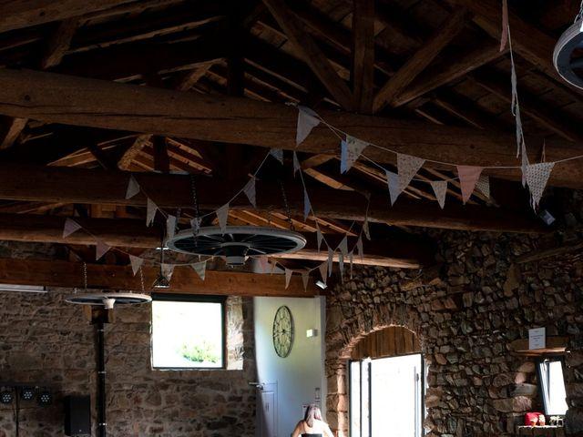 Le mariage de Anthony et Jessica à Saint-Forgeux, Rhône 18
