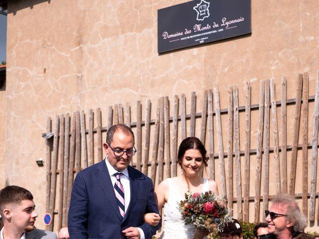 Le mariage de Anthony et Jessica à Saint-Forgeux, Rhône 50