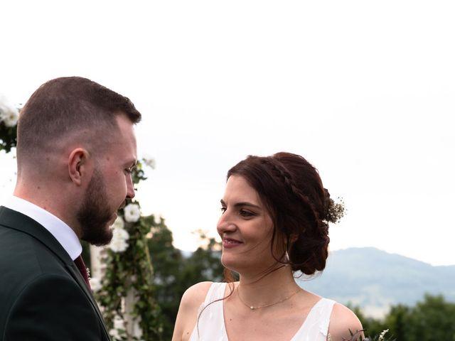 Le mariage de Anthony et Jessica à Saint-Forgeux, Rhône 69