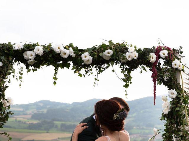 Le mariage de Anthony et Jessica à Saint-Forgeux, Rhône 72
