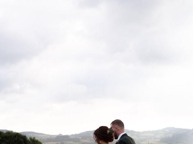 Le mariage de Anthony et Jessica à Saint-Forgeux, Rhône 74