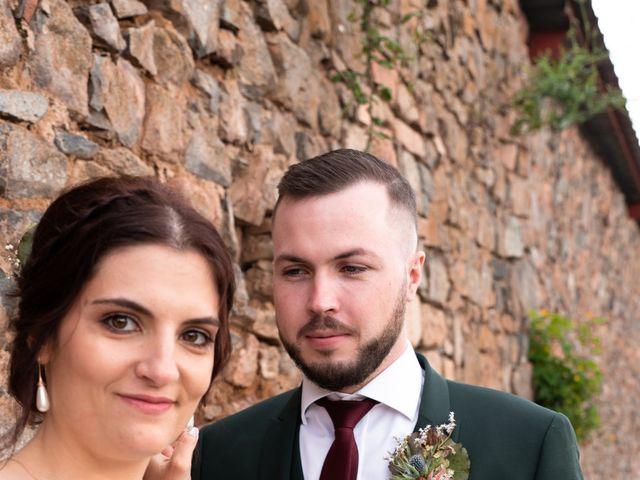 Le mariage de Anthony et Jessica à Saint-Forgeux, Rhône 75