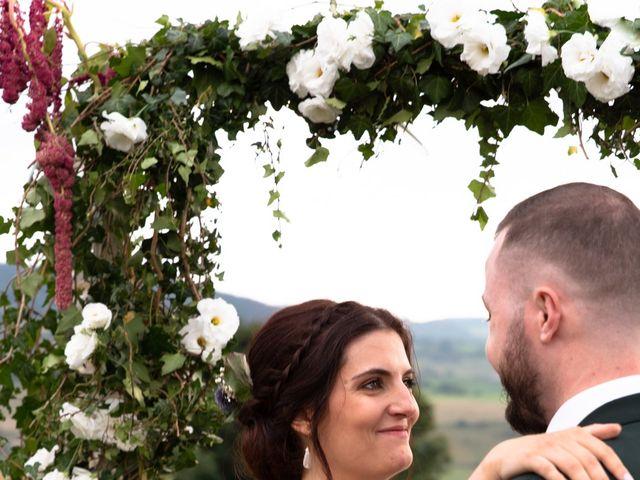Le mariage de Anthony et Jessica à Saint-Forgeux, Rhône 77