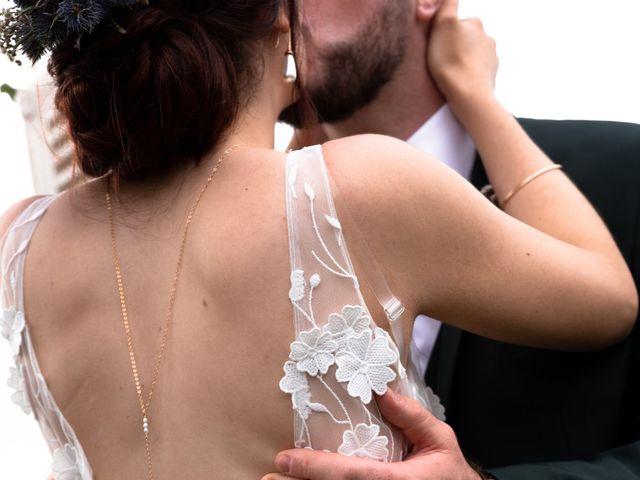 Le mariage de Anthony et Jessica à Saint-Forgeux, Rhône 78