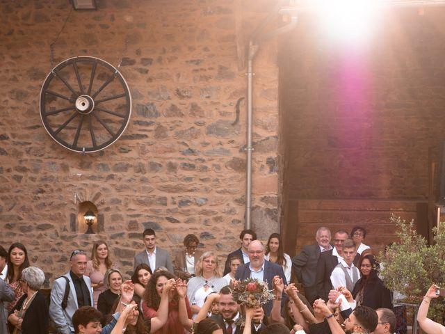 Le mariage de Anthony et Jessica à Saint-Forgeux, Rhône 79