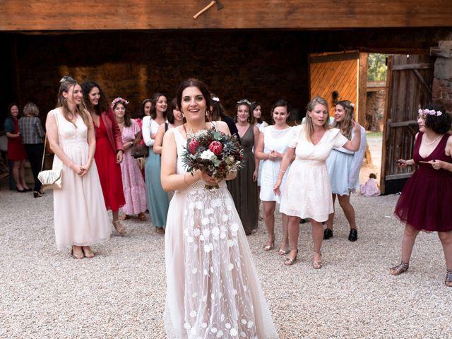Le mariage de Anthony et Jessica à Saint-Forgeux, Rhône 81