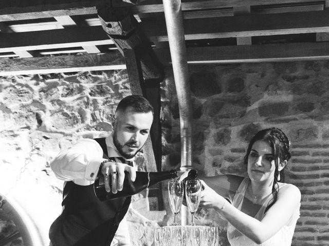 Le mariage de Anthony et Jessica à Saint-Forgeux, Rhône 92
