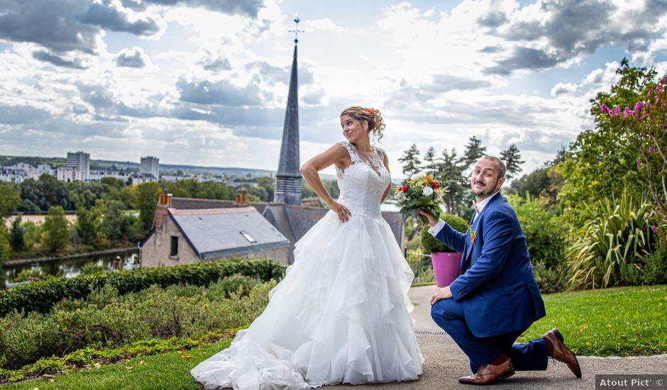 Le mariage de Mathieu et Sabrina à Tours, Indre-et-Loire