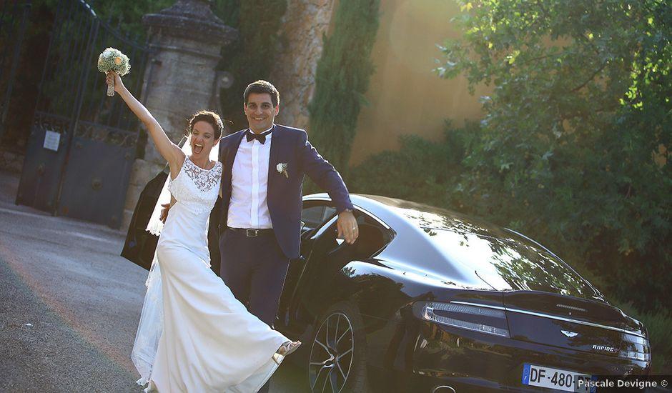 Le mariage de Emmanuel et Laurianne à Les Arcs, Var