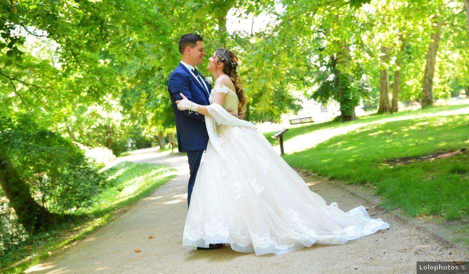 Le mariage de Florent et Mélodie à Savigny-sur-Orge, Essonne