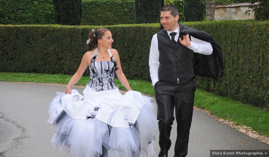 Le mariage de Jonathan et Fleur à Dammartin-en-Serve, Yvelines