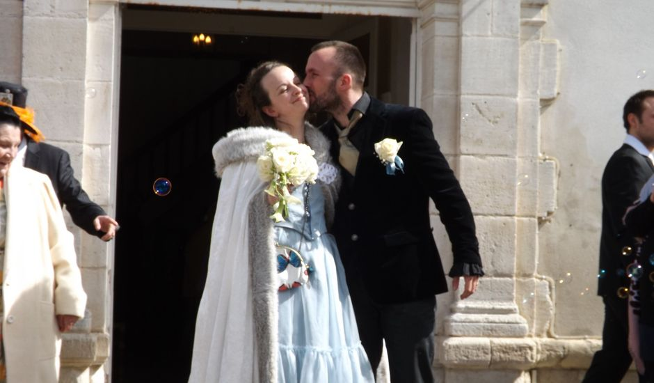 Le mariage de Cyril et Anne-Sylvie à La Rochelle, Charente Maritime