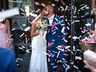 Le mariage de Sabrina et Grégory