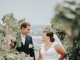 Le mariage de Clémence  et Floran 1