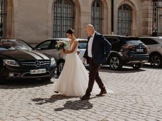 Le mariage de Justine et Thibault 1