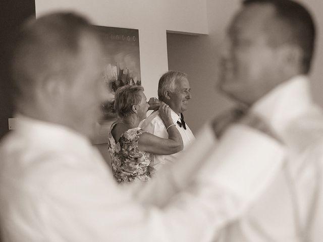 Le mariage de Brett et David à Nîmes, Gard 4