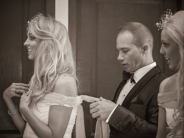 Le mariage de Brett et David à Nîmes, Gard 9
