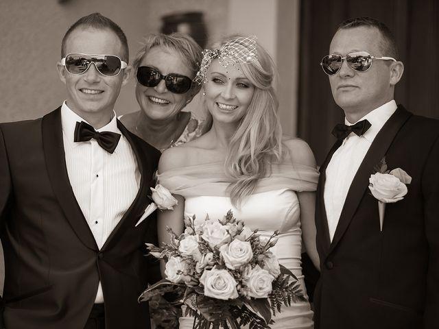 Le mariage de Brett et David à Nîmes, Gard 13