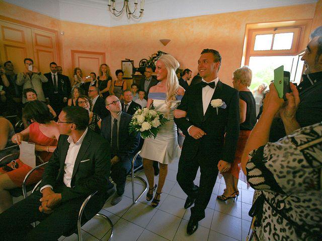 Le mariage de Brett et David à Nîmes, Gard 15