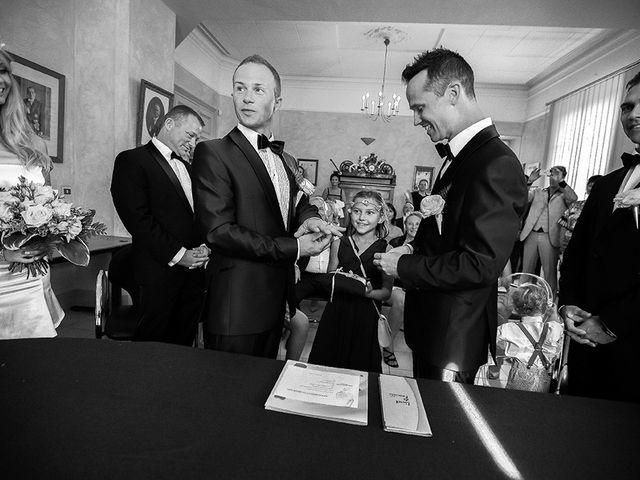 Le mariage de Brett et David à Nîmes, Gard 19