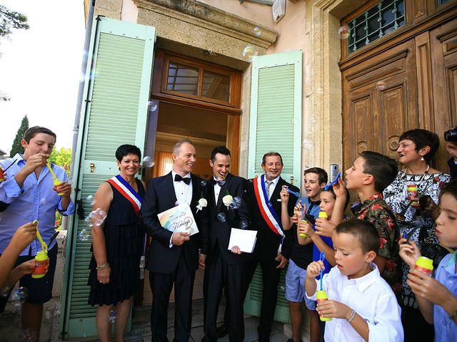 Le mariage de Brett et David à Nîmes, Gard 23