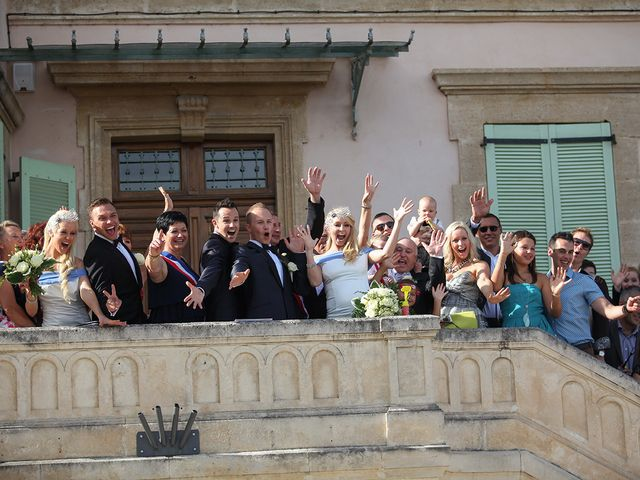 Le mariage de Brett et David à Nîmes, Gard 24